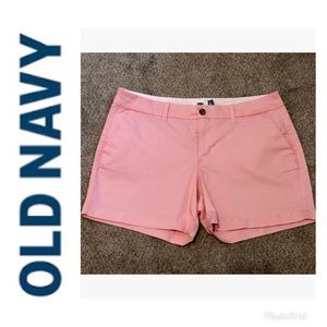 Old Navy pink short
